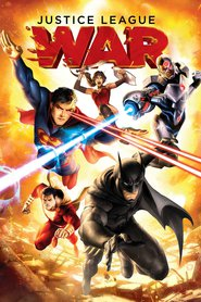 Justice League: War animation movie cast and synopsis.