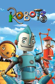 Robots animation movie cast and synopsis.