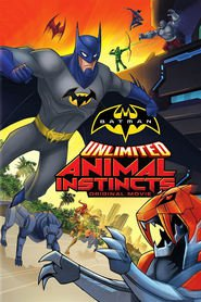 Batman Unlimited: Animal Instincts animation movie cast and synopsis.
