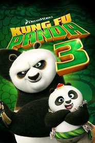 Kung Fu Panda 3 - latest animated movie.