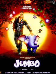 Jumbo animation movie cast and synopsis.
