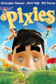 Pixies animation movie cast and synopsis.