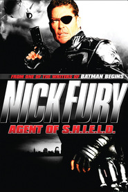 Nick Fury: Agent of Shield with David Hasselhoff.