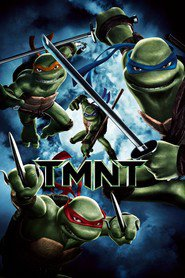TMNT animation movie cast and synopsis.