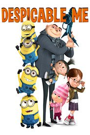 Despicable Me animation movie cast and synopsis.