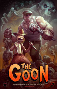The Goon is similar to Tri bogatyirya: Hod konem.