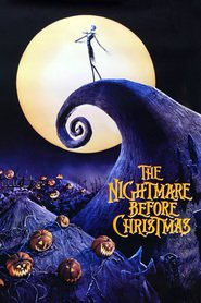 The Nightmare Before Christmas animation movie cast and synopsis.