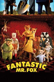 Fantastic Mr. Fox with Jason Schwartzman.