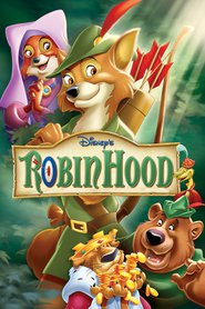 Robin Hood animation movie cast and synopsis.