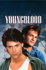 Youngblood with Cynthia Gibb.