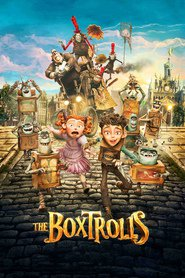 The Boxtrolls - latest animated movie.