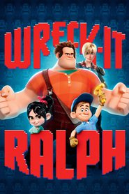 Wreck-It Ralph animation movie cast and synopsis.