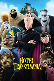 Hotel Transylvania - latest animated movie.