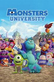 Monsters University - latest animated movie.