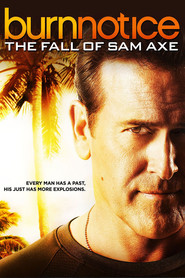 Burn Notice: The Fall of Sam Axe with Alex Fernandez.
