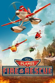 Planes: Fire and Rescue - latest animated movie.