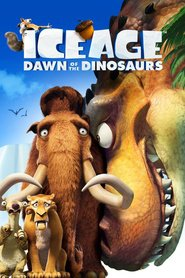Ice Age: Dawn of the Dinosaurs animation movie cast and synopsis.