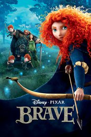 Brave animation movie cast and synopsis.