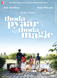Thoda Pyaar Thoda Magic with Rani Mukherjee.