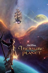 Another movie Treasure Planet of the director Ron Clements.