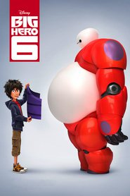Big Hero 6 - latest animated movie.