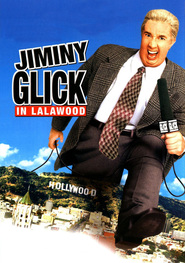 Jiminy Glick in Lalawood with Linda Cardellini.