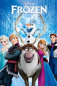 Frozen - latest animated movie.