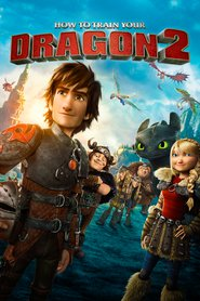 How to Train Your Dragon 2 - latest animated movie.