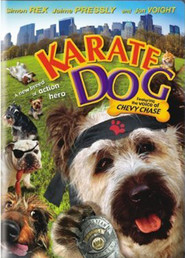 The Karate Dog with Nicollette Sheridan.