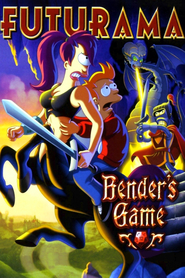 Futurama: Bender's Game animation movie cast and synopsis.