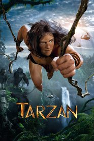 Tarzan - latest animated movie.