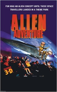 Another movie Alien Adventure of the director Ben Stassen.