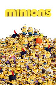 Minions - latest animated movie.
