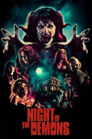 Night of the Demons with Linnea Quigley.