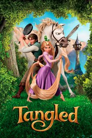 Tangled animation movie cast and synopsis.