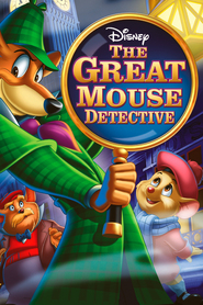 The Great Mouse Detective is similar to The Adventures of Tintin.