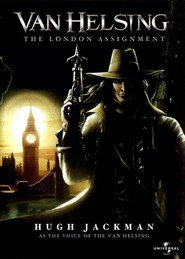 Van Helsing: The London Assignment with Alun Armstrong.