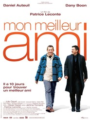 Mon meilleur ami with Dany Boon.