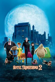 Hotel Transylvania 2 - latest animated movie.
