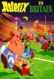 Asterix chez les Bretons animation movie cast and synopsis.