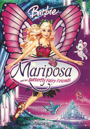 Barbie Mariposa and Her Butterfly Fairy Friends is similar to Jak krecek snedl dedu Mraze.