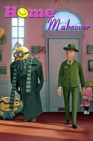 Home Makeover animation movie cast and synopsis.