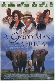 A Good Man in Africa with John Lithgow.