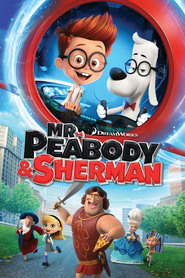 Mr. Peabody & Sherman - latest animated movie.