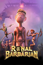 Ronal Barbaren animation movie cast and synopsis.