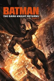 Batman: The Dark Knight Returns, Part 2 animation movie cast and synopsis.