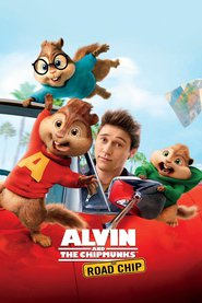 Alvin and the Chipmunks: The Road Chip animation movie cast and synopsis.