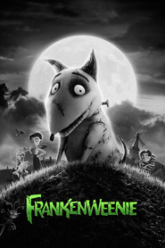 Frankenweenie animation movie cast and synopsis.