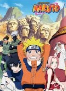 Naruto animation movie cast and synopsis.