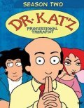 Dr. Katz, Professional Therapist animation movie cast and synopsis.